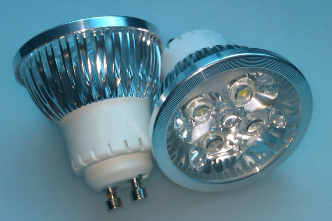 LED GU10-4W Spotlight