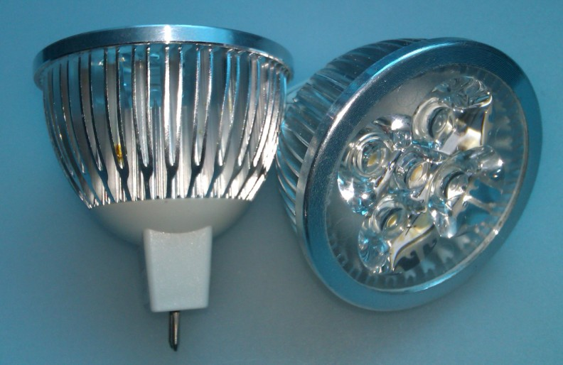 LED MR16-4x1W Spotlight