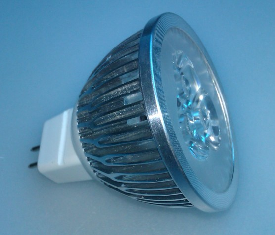 LED MR16-3x1W Spotlight