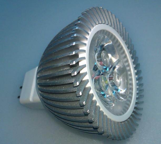 LED MR16-3x1W Sptlight
