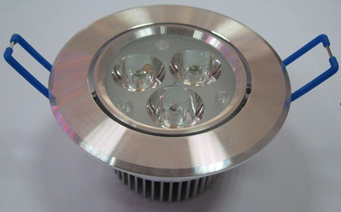 LED 3W lens ceiling lamp